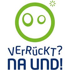21_#822_verrueckt_Logo